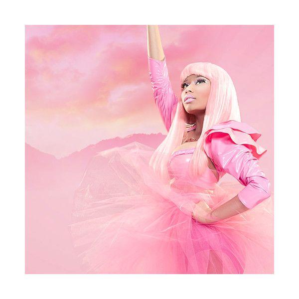An image of Nicki Minaj ❤ liked on Polyvore featuring nicki minaj