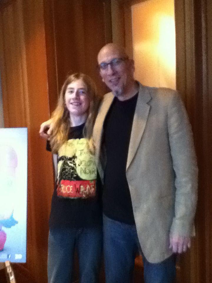 """BAYMAX, Unser Kinder-Reporter Jonas hat sich mit dem Disney-Produzenten Roy Conli unterhalten, der vor Baymax schon für """"Rapunzel"""" und """"Der Schatzplanet"""" zuständig war."""