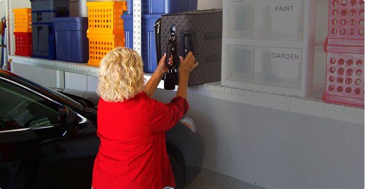 15 Best Rack N Roll Saferacks Overhead Garage Storage