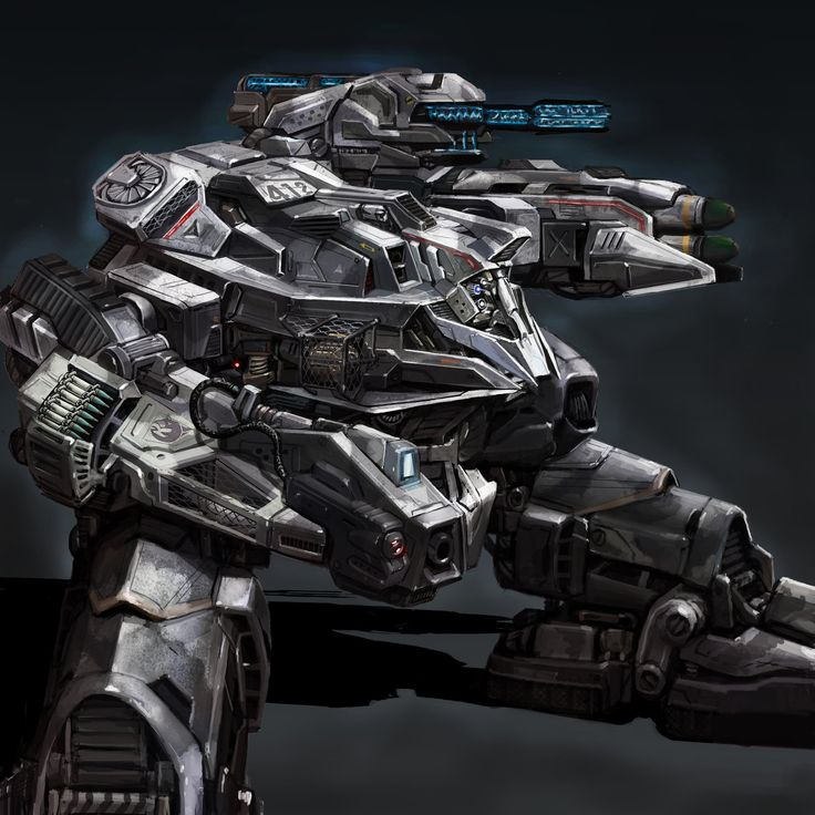Combat Robot, CHOI junmyung on ArtStation at https://www.artstation.com/artwork/combat-robot