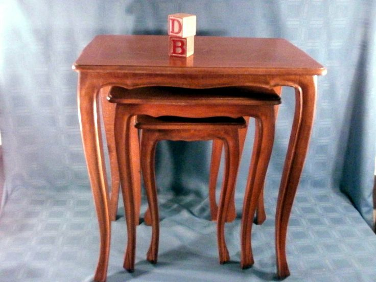 Long Nesting Tables ~ Best images about nesting tables on pinterest