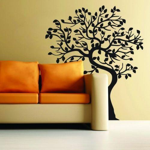 Duvar Sticker - Ağaç
