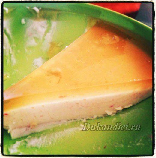 Спасение для белкового дня! Десерт! | Диета Дюкана