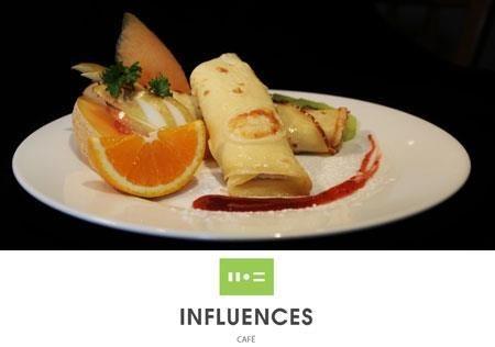 Du nouveau chez Influences/ Something New at Influences | RestoMontreal.ca