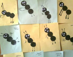 easy ant craft idea                                                       …                                                                                                                                                                                 More