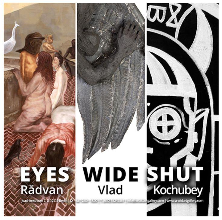 Video: Anaid Art Gallery - Augen weit geschlossen https://www.kunstleben-berlin.de/video-anaid-art-gallery-augen-weit-geschlossen/?utm_campaign=coschedule&utm_source=pinterest&utm_medium=KUNSTLEBEN%20BERLIN&utm_content=Video%3A%20Anaid%20Art%20Gallery%20-%20Augen%20weit%20geschlossen @AnaidArtGallery #exhibition #berlin #kunstlebenberlin #art #kunst #ausstellung #opening #calendar