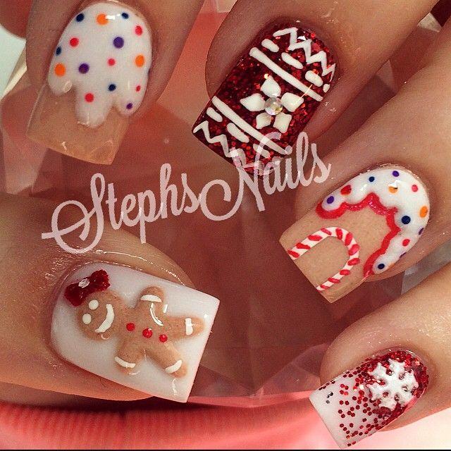 _stephsnails_ (Stephanie Rochester) on Instagram #ad