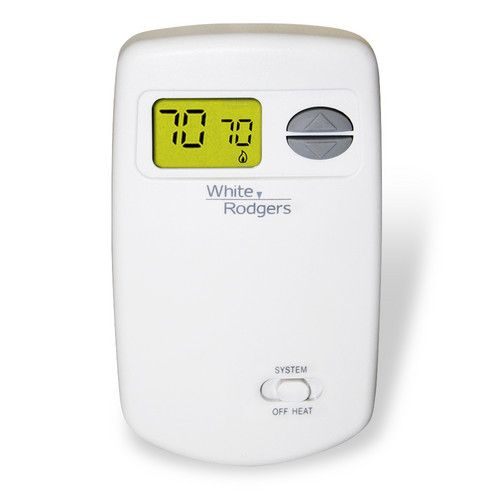 Thermostat numérique non-programmable - 01E78-144Q1 - WHITE RODGERS