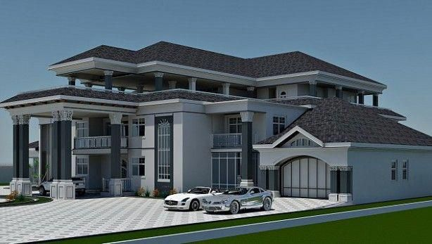 Designed Home Plans Modernhomedesign Mansion Designs Modern Style House Plans House Front Design