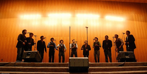 Penn Masala is the world's first and premier A cappella group, formed by students at the University of Pennsylvania. Influenced by both western and eastern cultures, their music is always a treat for your ears. Enjoy, http://www.youtube.com/watch?v=fom3P3Nm9Uw