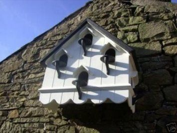 Dedham Wall Mounted Dovecote Bird House For Doves