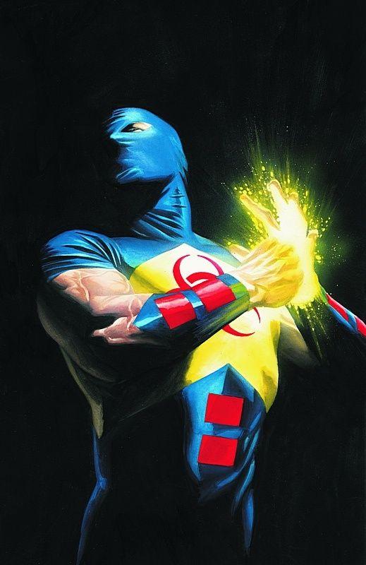 "#Justice #Society #Of #America #Fan #Art. (Justice Society of America, The Lightning Saga (Part IV of V) ""Three Worlds"" Vol.3 #6 Cover) By: Alex Ross. (THE * 5 * STÅR * ÅWARD * OF: * AW YEAH, IT'S MAJOR ÅWESOMENESS!!!™)[THANK Ü 4 PINNING!!!<·><]<©>ÅÅÅ+(OB4E)"