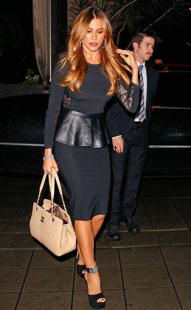 Sofia Vergara looks smokin' hot in Beverly Hills!