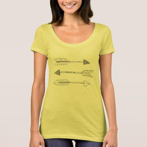 Tribal arrows by VOL25 T-Shirt