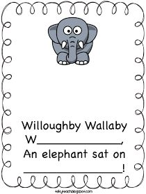 The Techy Teacher: Willoughby Wallaby Woo