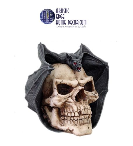 Nocturnal Skull or Bat Skull Info to follow. In Stock now!