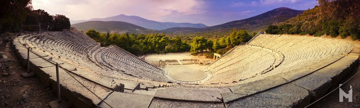 Hello April!  • The worldwide acclaimed ancient theatre of Epidaurus symbolises the finest and best-preserved example of a classical Greek theatre. Even by today's standards, this monument stands out as an exceptional artistic achievement through its wonderful integration into the landscape and most importantly, the perfection of its proportions and inimitable acoustics. How to get the most out of it while travelling to Greece? Let us be your #MentorInGreece!   #Epidaurus #theatre #drama