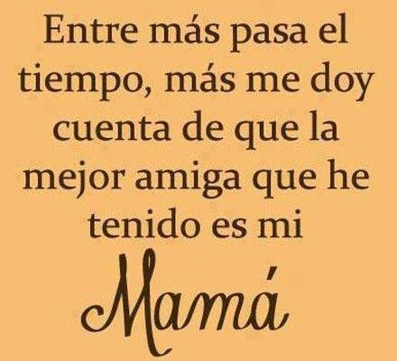 Mamá frases