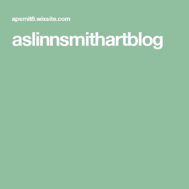 aslinnsmithartblog