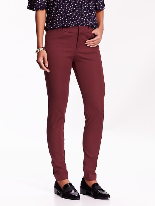 Old Navy Long Pixie Pants