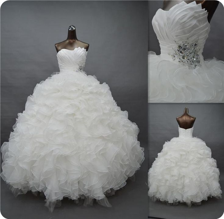 Wholesale White Quinceanera Dresses - Buy Latest Design Organza For Free Petticoat Beaded Puffy Skirt White Quinceanera Dresses Prom Gowns Websites Hot Sale, $164.48 | DHgate