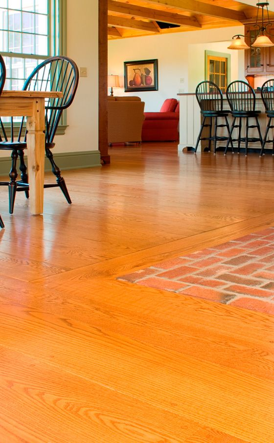 Best images about wide plank oak floors hull forest