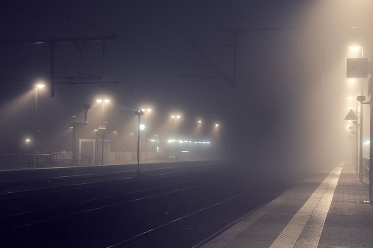 Photographer Andreas Levers Captures The Hazy Glow Of Unpopulated - City streets glow in eerie night time photographs by andreas levers