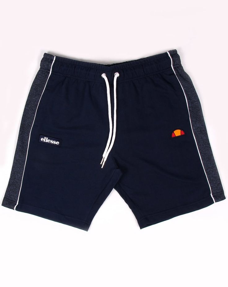 Ellesse Abbiati Fleece Shorts Navy, Men's, Cotton