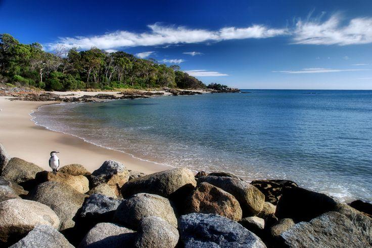 Bridport Beach, Bridport, North East Tasmania