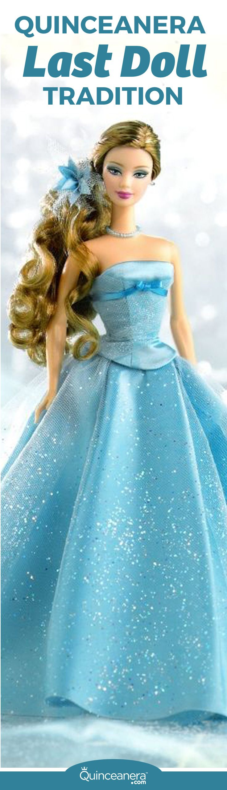 Here are a few options so you can show off the kid in you and let your imagination soar with the toys that accompany us throughout our childhood and can now become part of your Quince: - See more at: http://www.quinceanera.com/traditions/learn-more-about-the-quinceanera-last-doll-tradition/#sthash.Peq3GG1l.dpuf