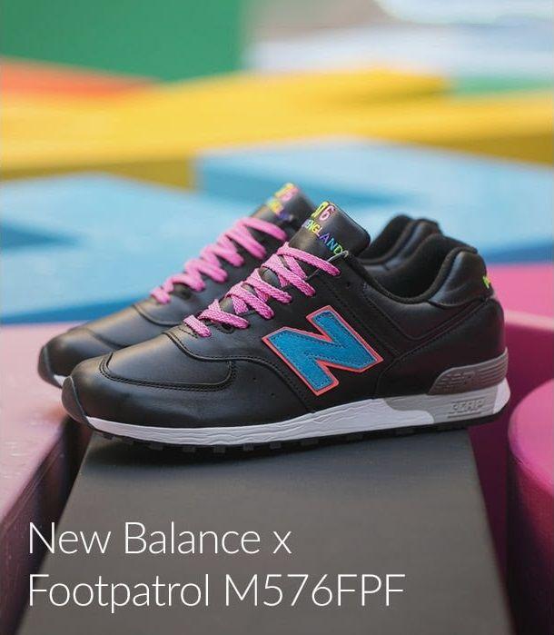new balance 576 pelle