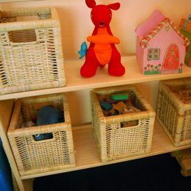 Unique Playroom Storage Ideas