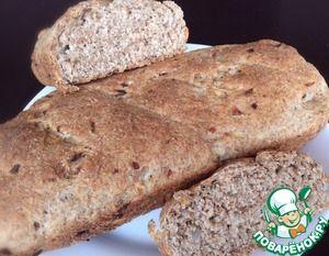 Шведский луковый хлеб
