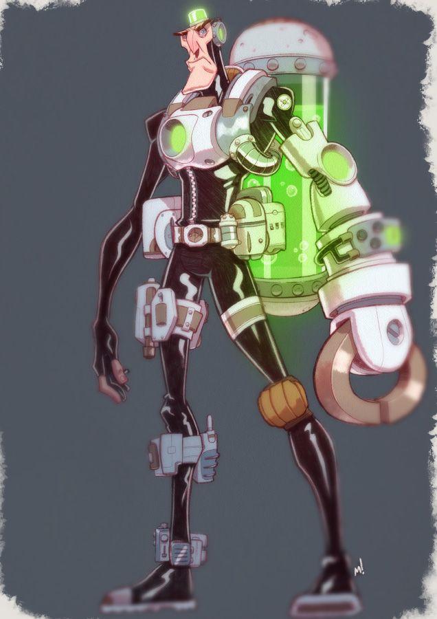 Future Science by Zatransis.deviantart.com on @DeviantArt