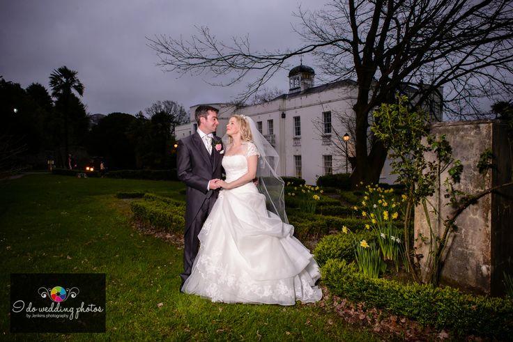 Wedding at Sketty Hall Swansea