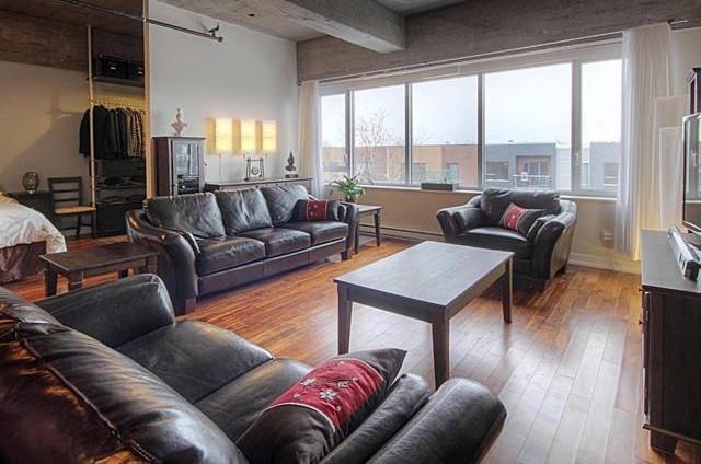 Immobilier de luxe   Achat Loft Montreal Canada   Vente Magnifique Loft Industriel à Montreal