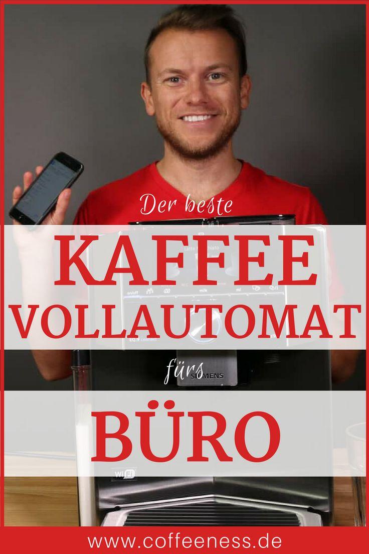 Hier Erfahrt Ihr, Welche #Kaffeevollautomaten Sich Besonders Gut Fürs #Büro  Eignen. Im