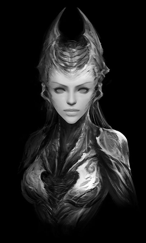 ArtStation - Sci_FI Female, Sade Jheng | art | Alien ...
