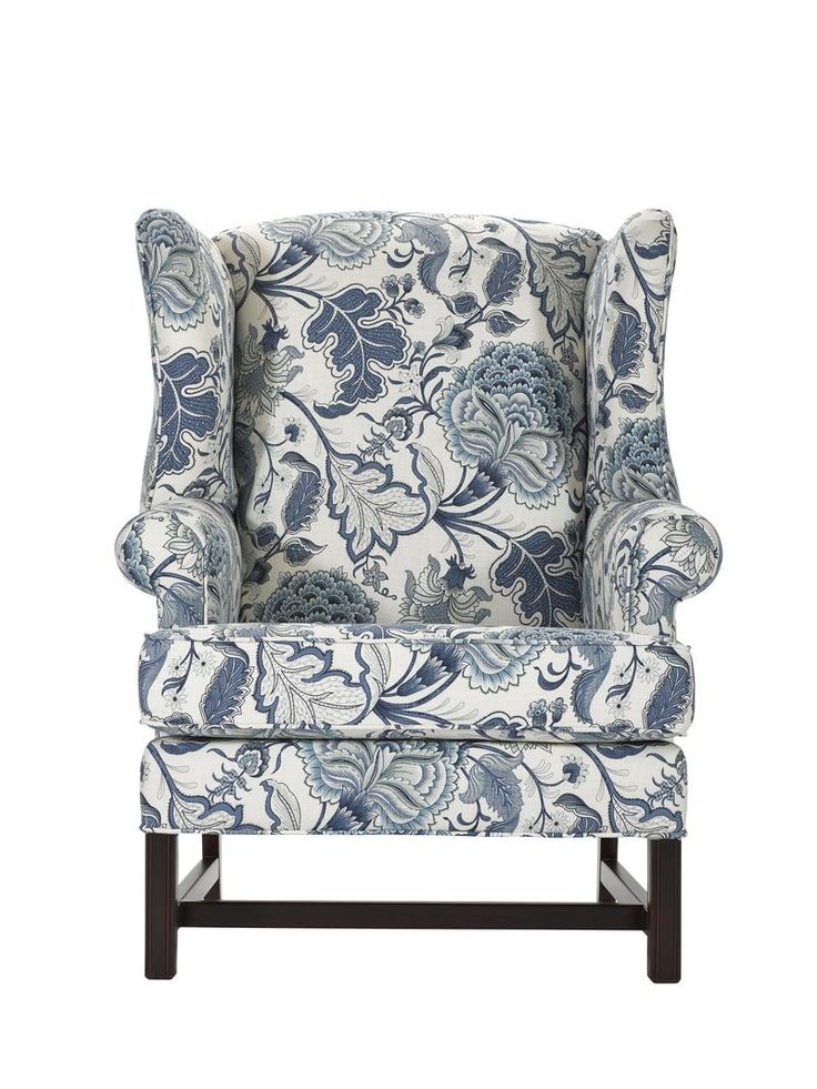 1381 Wingback Chair Amazing Accents In 2019 Wingback