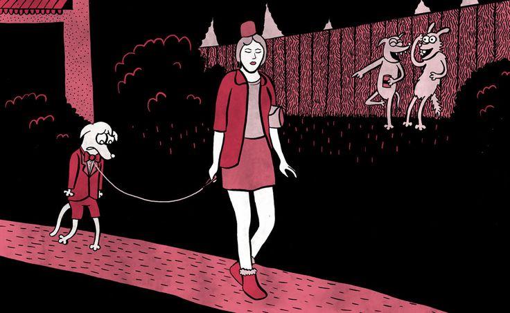 Perros héroes {reportaje} - By Jorge Parras