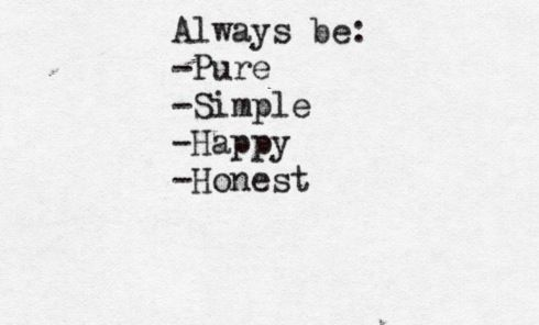 Life, Inspiration, Puree Simple, True, Puree Happy Quotes, Things, Living, Honest Quotes, Simple Happy