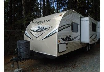 Seen on Arbutus RV: 2014 Joey 236  STK# D16N1926A