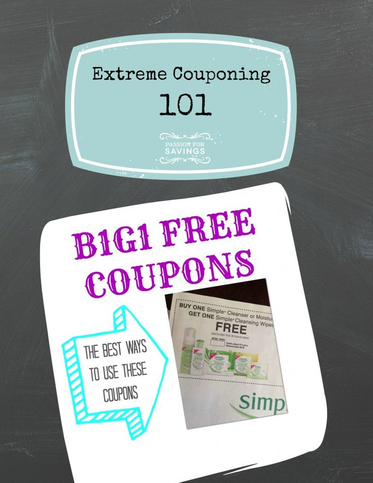 Extreme couponing 101 free ebook