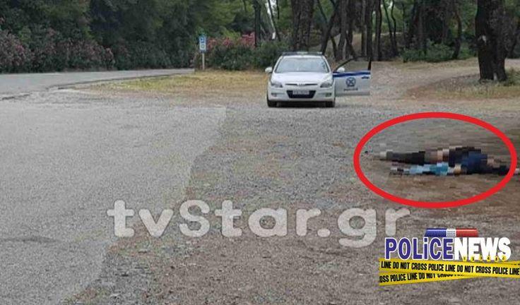 Άγρια δολοφονία 57χρονου τα ξημερώματα – Εικόνες από το σημείο