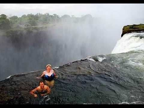 Victoria Falls/Zimbabwe and the Devil's Pool. A dream I must fulfill