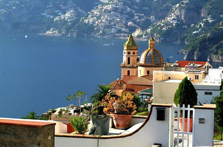 Amalfi Coast, Italy -- I'd so love to be there!