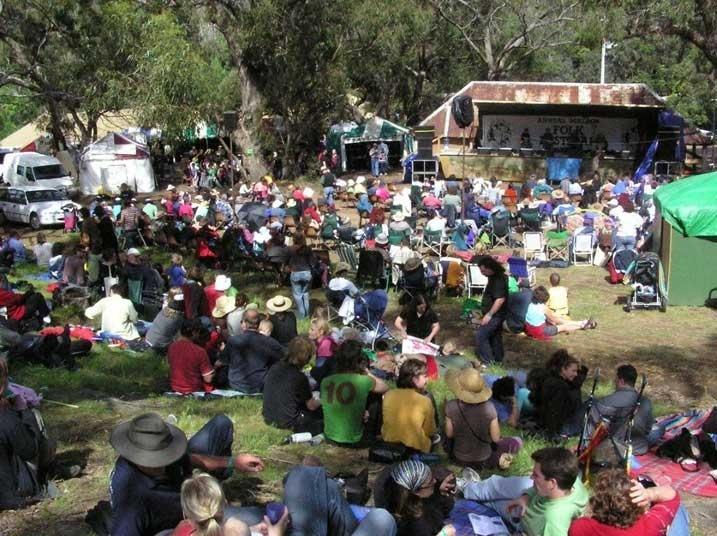 Maldon Folk Festival