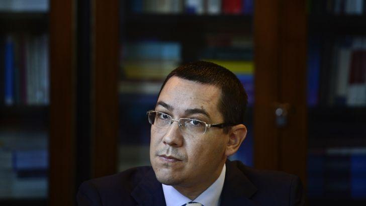 Adio. Cosmin Gușă a spart gheața!…guvernul Ponta se va cutremura!