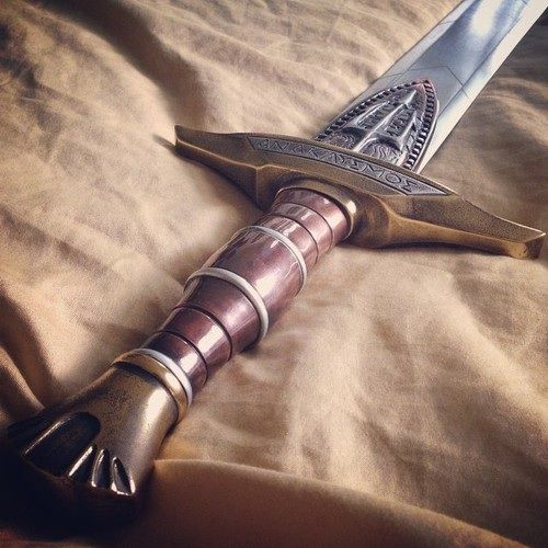 grafika percy jackson, sword, and pjo