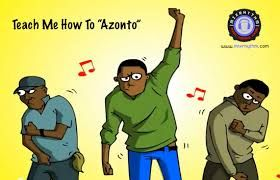BALLI CHE PASSIONE: Danza Azonto